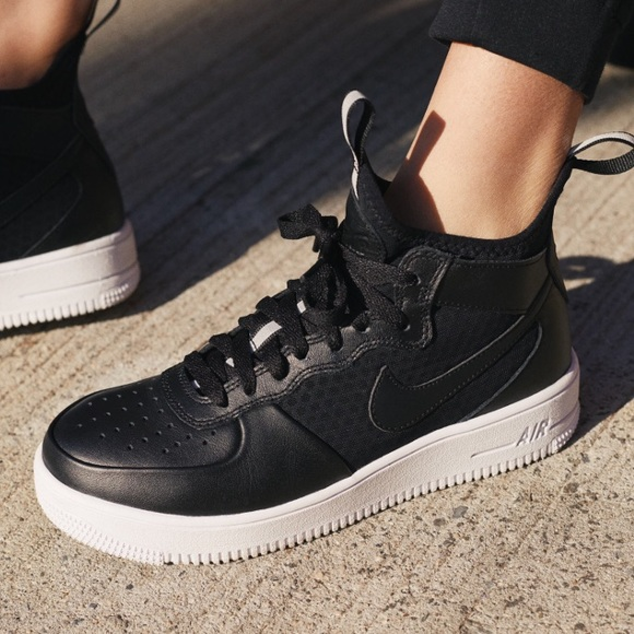 air force 1 ultraforce mid sneaker